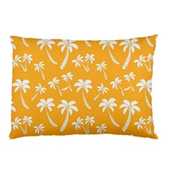 Summer Palm Tree Pattern Pillow Case (Two Sides)