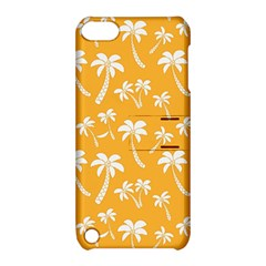 Summer Palm Tree Pattern Apple Ipod Touch 5 Hardshell Case With Stand