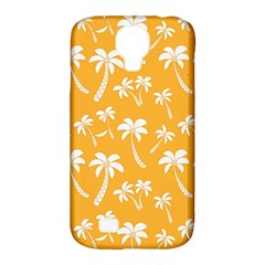 Summer Palm Tree Pattern Samsung Galaxy S4 Classic Hardshell Case (pc+silicone)