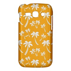 Summer Palm Tree Pattern Samsung Galaxy Ace 3 S7272 Hardshell Case