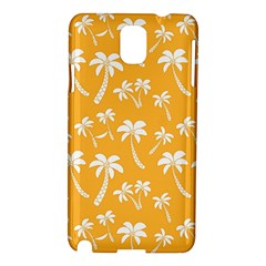 Summer Palm Tree Pattern Samsung Galaxy Note 3 N9005 Hardshell Case