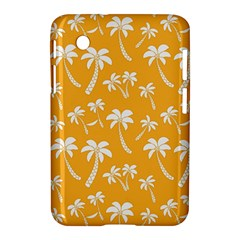 Summer Palm Tree Pattern Samsung Galaxy Tab 2 (7 ) P3100 Hardshell Case