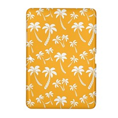 Summer Palm Tree Pattern Samsung Galaxy Tab 2 (10 1 ) P5100 Hardshell Case