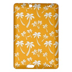 Summer Palm Tree Pattern Amazon Kindle Fire Hd (2013) Hardshell Case