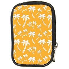 Summer Palm Tree Pattern Compact Camera Cases