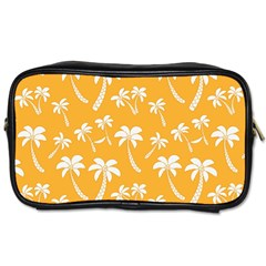 Summer Palm Tree Pattern Toiletries Bags