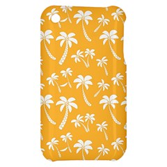 Summer Palm Tree Pattern Apple iPhone 3G/3GS Hardshell Case