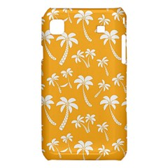 Summer Palm Tree Pattern Samsung Galaxy S i9008 Hardshell Case