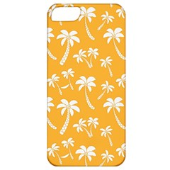 Summer Palm Tree Pattern Apple iPhone 5 Classic Hardshell Case