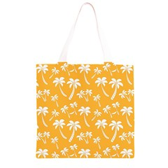 Summer Palm Tree Pattern Grocery Light Tote Bag