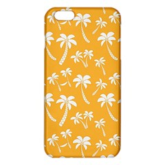 Summer Palm Tree Pattern iPhone 6 Plus/6S Plus TPU Case