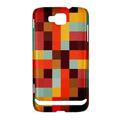 Tiled Colorful Background Samsung Ativ S i8750 Hardshell Case