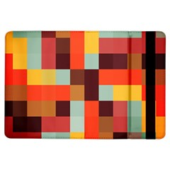 Tiled Colorful Background Ipad Air Flip
