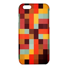 Tiled Colorful Background iPhone 6/6S TPU Case
