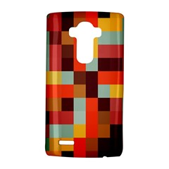 Tiled Colorful Background LG G4 Hardshell Case