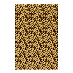 Animal Texture Skin Background Shower Curtain 48  X 72  (small)