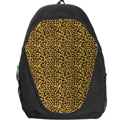 Animal Texture Skin Background Backpack Bag