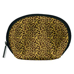 Animal Texture Skin Background Accessory Pouches (Medium)