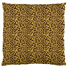 Animal Texture Skin Background Standard Flano Cushion Case (Two Sides)