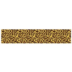 Animal Texture Skin Background Flano Scarf (small)