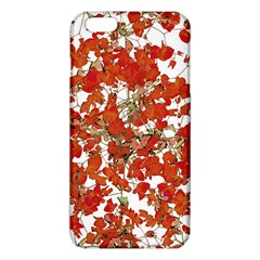 Vivid Floral Collage Iphone 6 Plus/6s Plus Tpu Case