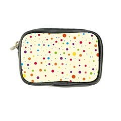 Colorful Dots Pattern Coin Purse