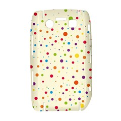 Colorful Dots Pattern Bold 9700