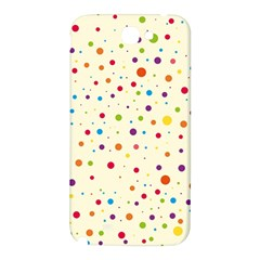 Colorful Dots Pattern Samsung Note 2 N7100 Hardshell Back Case