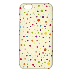 Colorful Dots Pattern iPhone 6 Plus/6S Plus TPU Case