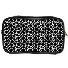 Animal Texture Skin Background Toiletries Bags 2-Side