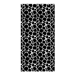 Animal Texture Skin Background Shower Curtain 36  x 72  (Stall)