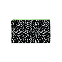 Animal Texture Skin Background Cosmetic Bag (XS)