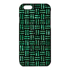 WOV1 BK-GR MARBLE iPhone 6/6S TPU Case