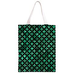 CIR3 BK-GR MARBLE (R) Classic Light Tote Bag