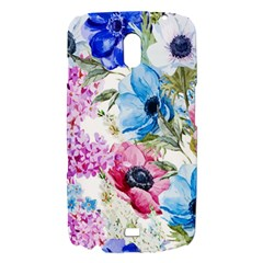 Watercolor spring flowers Samsung Galaxy Nexus i9250 Hardshell Case