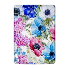 Watercolor spring flowers Kindle 4
