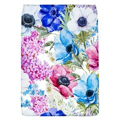 Watercolor spring flowers Flap Covers (L)