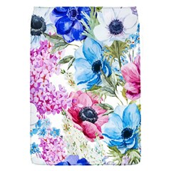 Watercolor spring flowers Flap Covers (S)