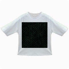 Brick2 Black Marble & Green Marble Infant/toddler T Shirt