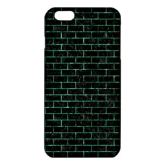 Brick1 Black Marble & Green Marble Iphone 6 Plus/6s Plus Tpu Case
