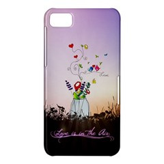 Love Is In The Air illustration BlackBerry Z10