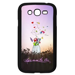 Love Is In The Air illustration Samsung Galaxy Grand DUOS I9082 Case (Black)