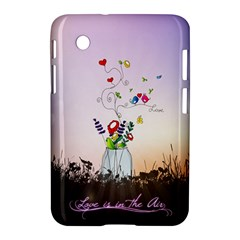 Love Is In The Air illustration Samsung Galaxy Tab 2 (7 ) P3100 Hardshell Case