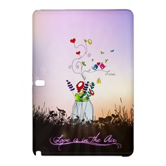 Love Is In The Air illustration Samsung Galaxy Tab Pro 12.2 Hardshell Case