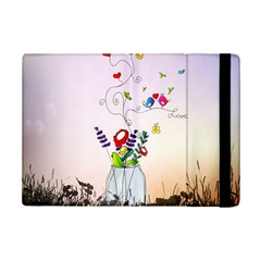 Love Is In The Air illustration iPad Mini 2 Flip Cases