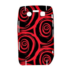 Abtract  Red Roses Pattern Bold 9700