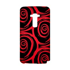 Abtract  Red Roses Pattern LG G Flex