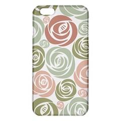Retro Elegant Floral Pattern Iphone 6 Plus/6s Plus Tpu Case