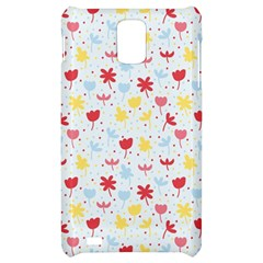 Seamless Colorful Flowers Pattern Samsung Infuse 4G Hardshell Case