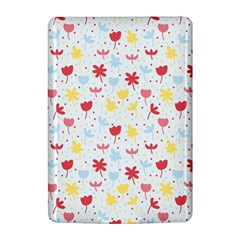 Seamless Colorful Flowers Pattern Kindle 4